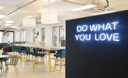 Property Wheel: Rosebank Welcomes South Africa's First Perch Co-Working Space