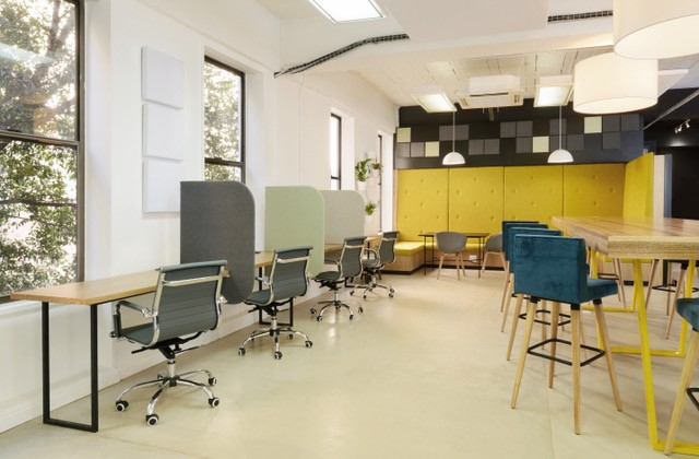 BusinessTech: A look at Johannesburg's cool new subscription-based shared office space