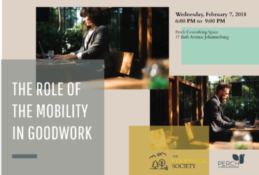 The Role of the Mobility in GoodWork
