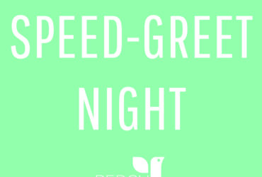 October Speed GreetBriony Liber